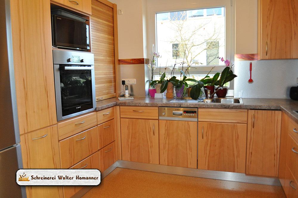 k chen schreinerei walter homanner. Black Bedroom Furniture Sets. Home Design Ideas