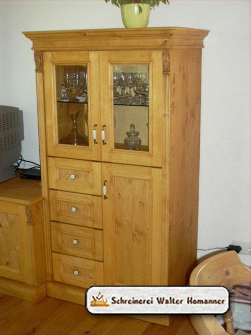 m bel schreinerei walter homanner. Black Bedroom Furniture Sets. Home Design Ideas